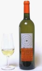Bosco - Vino da uve Pignoletto vinificato in bianco