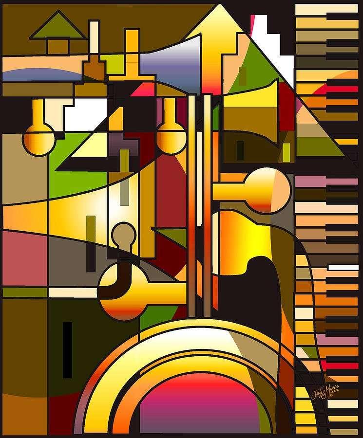 Jazz - stage & jam